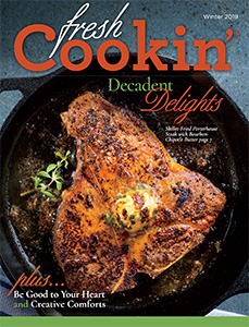Fresh Cookin' Recipes